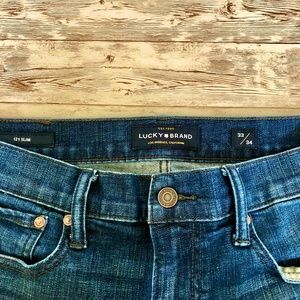 Lucky Brand Jeans - Lucky Brand 121 Slim Denim Jeans